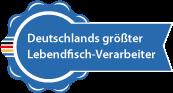 Deutschlands größter Lebendfisch-Verarbeiter